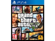 Gra PS4 Grand Theft Auto V - wersja BOX