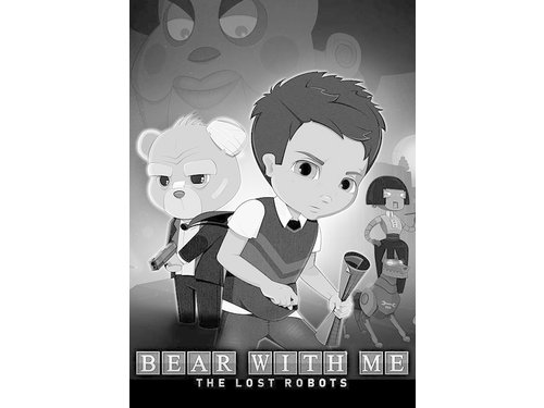 Gra Robot PC Bear With Me: The Lost Robots wersja cyfrowa