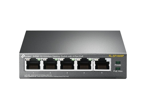 Switch TP-Link TL-SF1005P