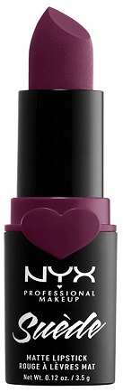 #NYX SUEDE MATTE LIPSTICK-GIRL, BYE