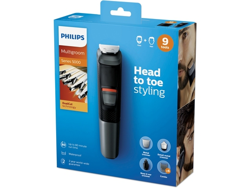 Golarka do ciała PHILIPS Multigroom MG5720/15