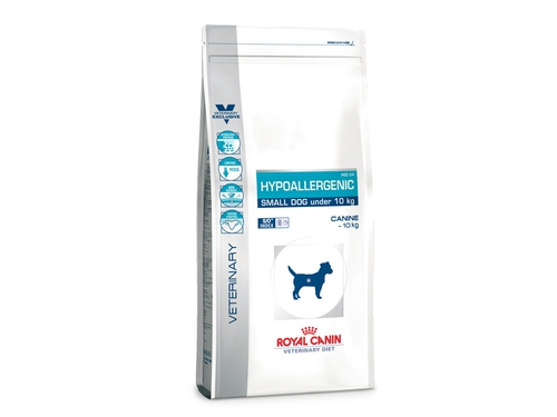 Karma Royal Canin Hypoallergenic Small Dog 1kg