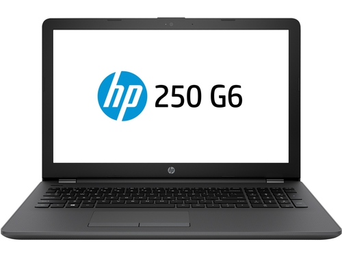 "Laptop HP 250 G6 1WY24EA_256 Core i5-7200U 15,6"" 4GB SSD 256GB Intel HD 620 Windows 10"