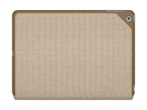 Logitech Hinge Case For iPad Air - Light Brown - 939-000823