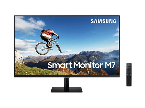 "MONITOR SAMSUNG SMART M7 LED 32"" LS32AM700UUXEN"