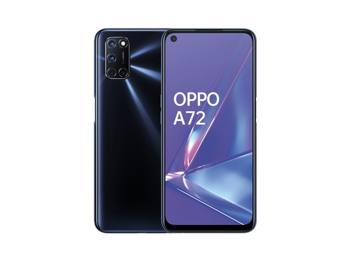 Oppo A72 4/128GB DS. Black - 6944284662407