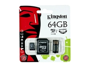 Karta pamięci Kingston Multi-Kit MBLY10G2/64GB