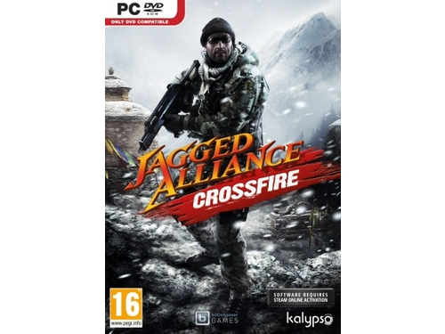 Jagged Alliance Crossfire - K00429
