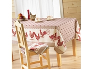 Obrus NAPPE 150X240 Belle Rouge - ROM289