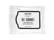 NYX BE GONE MAKE UP REMOVER WIPES