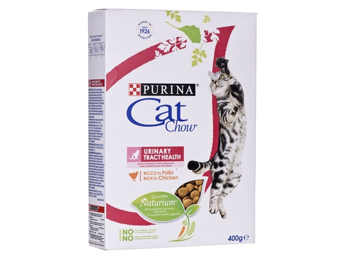 Purina Cat Chow Urinary Tract Health Chicken 400g