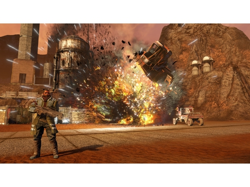 Gra PC Red Faction Collection wersja cyfrowa