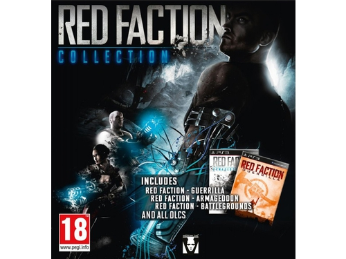 Gra PC Red Faction Collection - wersja cyfrowa