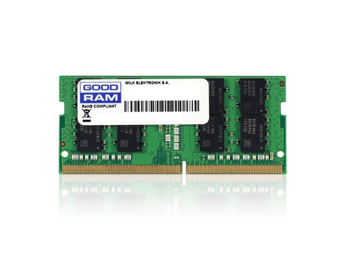 GOODRAM SO-DIMM DDR4 4GB 2400MHz CL17 - GR2400S464L17S/4G