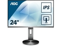 "Monitor AOC 23,8"" I2490PXQU/BT IPS/PLS FullHD 1920x1080 60Hz"