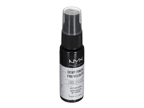 NYX MAKE UP SETTING SPRAY MINI - DEWY FINISH