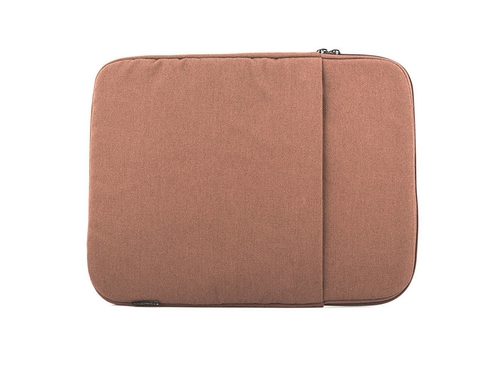 LOGIC Futerał do laptopa PLUSH-14 (15,6'') Brązowy - FUT-LC-PLUSH-15-BROWN
