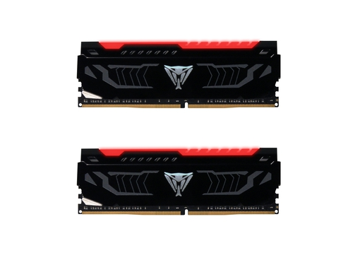 PATRIOT VIPER LED RED DDR4 8GB 3000MHz CL15 DUAL - PVLR48G300C5K