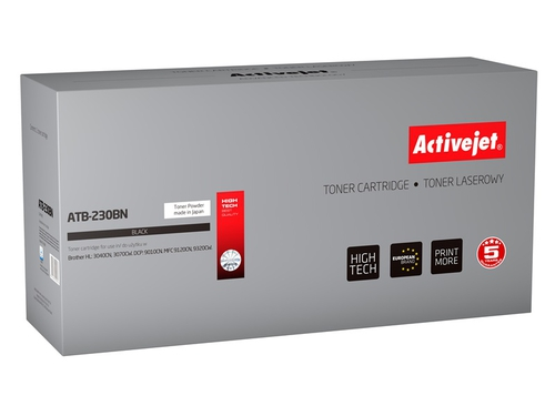 ActiveJet ATB-230BN toner laserowy do drukarki Brother (zamiennik TN230BK)