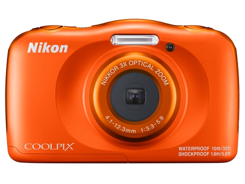 Nikon Coolpix W150 ORANGE - VQA112EA
