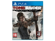 Gra PS4 Tomb Raider Definitive Edition wersja BOX
