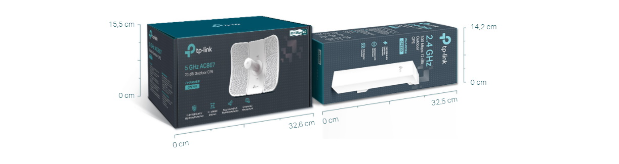#Access Point TP-LINK CPE710