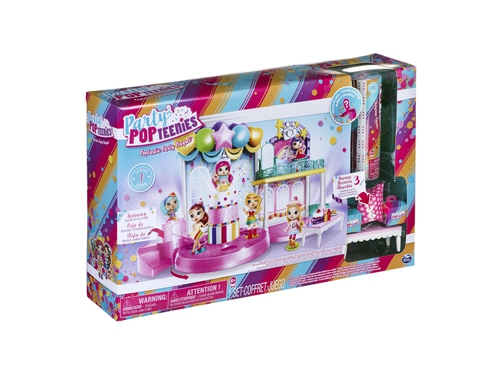 Super Impreza Spin Master Party Pop Teenies zestaw