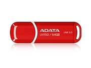 ADATA DashDrive Value UV150 64GB USB3.0 Red - AUV150-64G-RRD