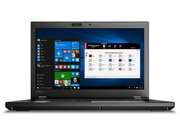 "Laptop Lenovo ThinkPad P52 20M9001HPB Core i7-8750H 15,6"" 8GB SSD 256GB Quadro P1000 Intel UHD 630 Win10Pro"