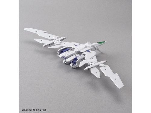 30MM 1/144 AIR FIGHTER VER. [WHITE] - GUN59548