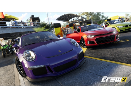 Gra PC The Crew 2 – Gold Edition wersja cyfrowa