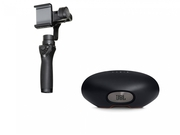 DJI Osmo Mobile do smartphona + JBL PLAYLIST 150 Black Chromecast Czarny - CP.ZM.000449.02
