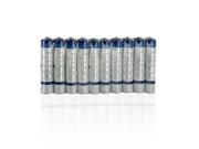 Whitenergy akumulatory AAA 1100mAh 10szt - 06778