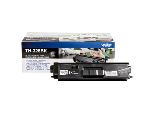 Toner Brother czarny TN326BK TN-326BK