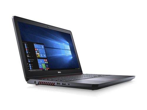 "Laptop gamingowy Dell Inspiron 5577 5577-2967 Core i7-7700HQ 15,6"" 8GB HDD 1TB SSD 128GB GeForce GTX1050 Intel HD Win10"