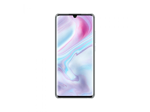 Smartfon XIAOMI Mi Note 10 128GB White Bluetooth WiFi NFC GPS LTE Galileo DualSIM 128GB Android 9.0 Glacier White