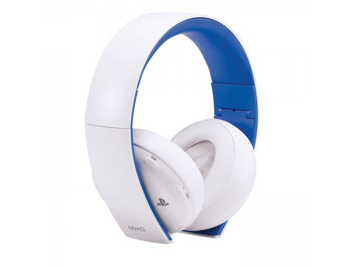 PS4 Wireless Stereo Headset 2.0 white - 9856634