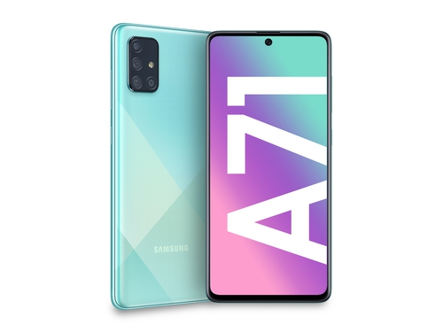 SAMSUNG GALAXY A71 ds. 128GB PRISM CRUSH BLUE