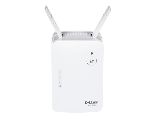 D-Link Wireless AC71200 Dual Band Range Extender with GE port - DAP-1620/E