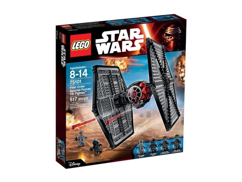 Lego Star Wars, First Order Special Forces 75101