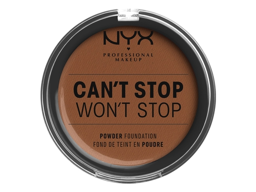 NYX CANT STOP WONT STOP POWDER FOUNDATION-CAPPUCINO