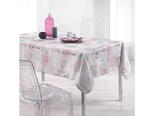 Obrus NAPPE 150X240 Heritage Rose - ROM368