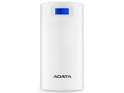 Power Bank ADATA AP20000D-DGT-5V-CWH 20000mAh USB 2.0 microUSB