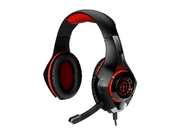 Gaming Headset TRACER Battle Heroes Gunman Red - TRASLU45687