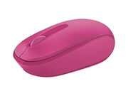 Mysz Microsoft Wireless Mobile Mouse 1850 Pink - U7Z-00064