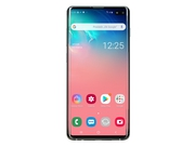 Smartfon Samsung Galaxy S10+ 1TB Ceramic Black Bluetooth WiFi NFC GPS LTE Galileo DualSIM 1000GB Android 9.0 Ceramic Black