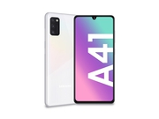 "Smartfon Samsung Galaxy A41 4/64GB 6,1"" Super AMOLED 2400x1080 3500 mAh 4G White"