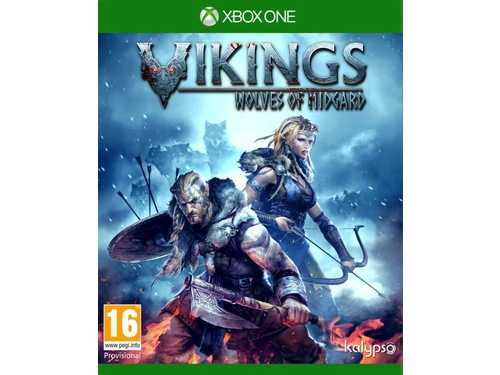 Gra Xbox One Vikings: Wolves of Midgard