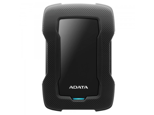ADATA Durable Lite HD330 1TB 2.5'' USB3.1 Black - AHD330-1TU31-CBK