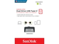 SANDISK FLASH Ultra Dual 64GB 150MB/s  USB Typ-C - SDDDC2-064G-G46